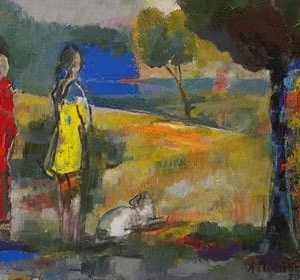Nga liqeni, Agim Musabelliu