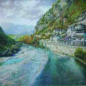 Pasdite vjeshte në Berat, Lazar Taci