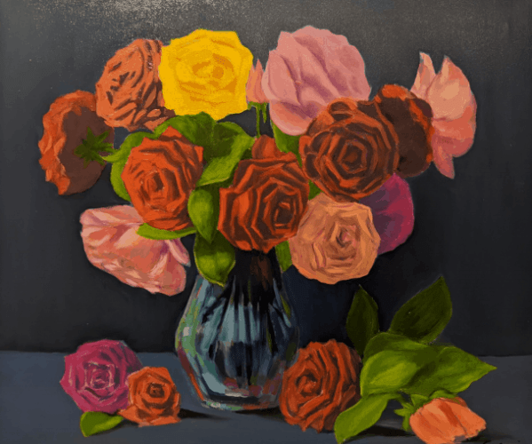 Le bouquet, Geront Agimi