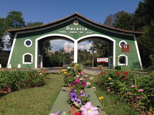 Portal Verde de Socorro (Foto: Divulgação Turismo Socorro)
