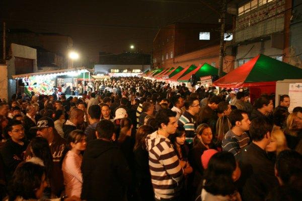 Festa de San Gennaro (Foto: Divulgação)
