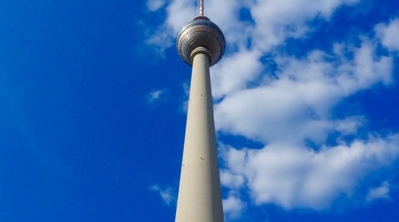 Torre de TV de Berlim (Berliner Fernsehturm)