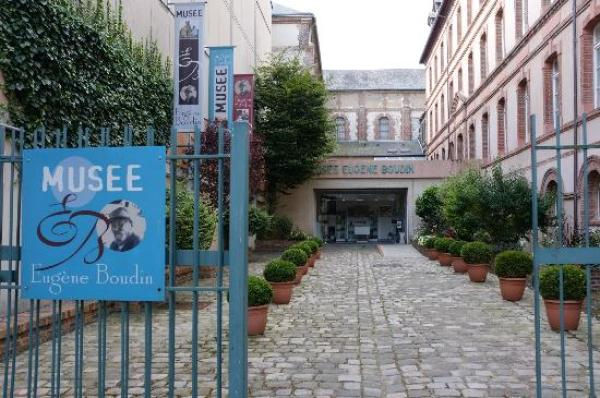 Museu Eugene Boudin (Foto: Blog Tirando Férias)