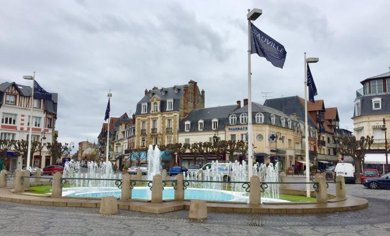 Deauville - Elegante balneário da Normandia