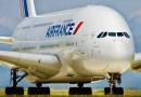 Voando com o Airbus A380 de Paris a Nova Iorque pela Air France