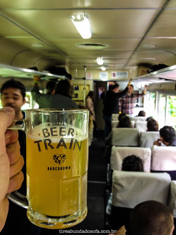 chopp, cerveja artesanal, beer train bodebrown, trem para morretes, o que fazer em Curitiba
