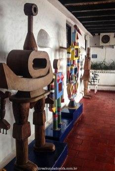 Carlos Páez Vilaró, casa pueblo, ponto turistico punta del este, uruguai, o que fazer em Punta del Este