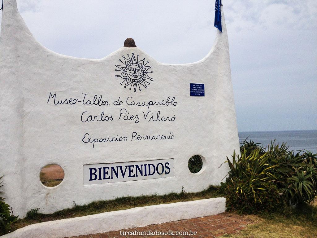 casa pueblo, ponto turistico punta del este, uruguai, praia uruguai, Carlos Páez Vilaró, o que fazer em Punta del Este