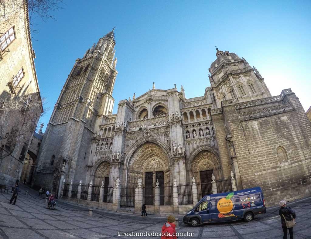 Catedral de Toledo, na Espanha