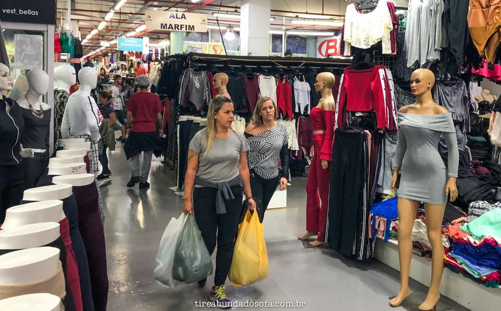 lojas roupas baratas em São Paulo