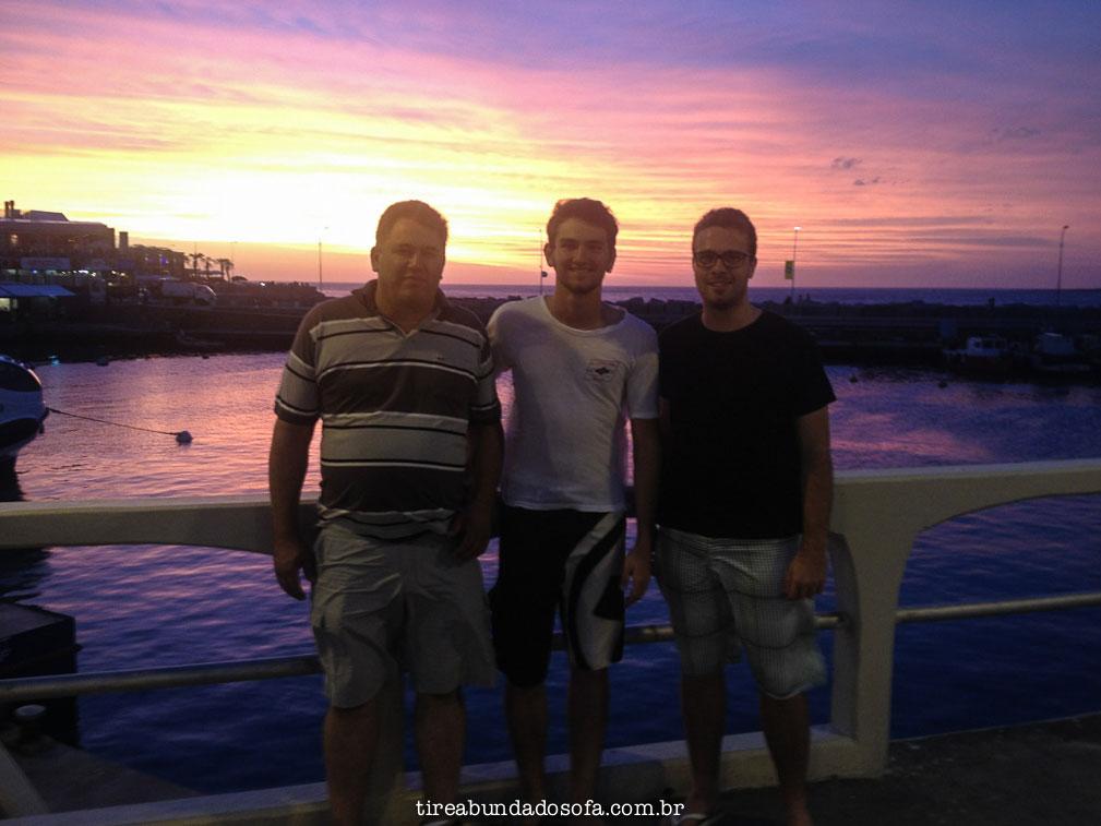 pôr do sol em punta del este, marina de punta del este, turismo no uruguai, o que fazer em Punta del Este