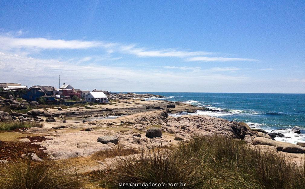 punta del diablo, ponto turistico no uruguai, o que visitar no uruguai, praia uruguaia, o que fazer em Punta del Este