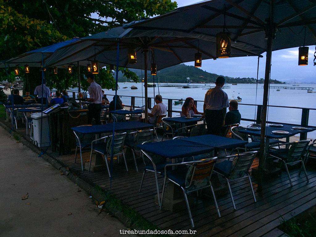 restaurante beira mar em Santo Antônio de Lisboa
