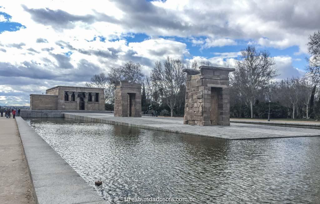 Templo de Debod, na Espanha