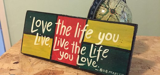 bob marley quote, hostel breshka rooms, ulcinj montenegro