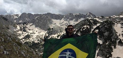 montanhas em montenegro, parque nacional durmitor, zabljak, hike