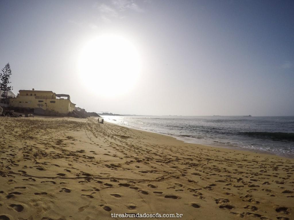mohammedia, praia no marrocos