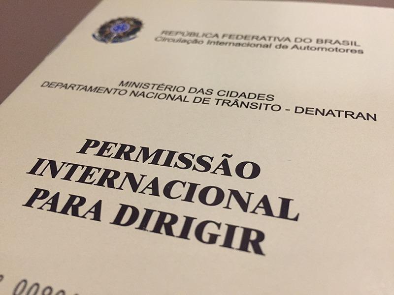 PID, Permissão internacional para dirigir