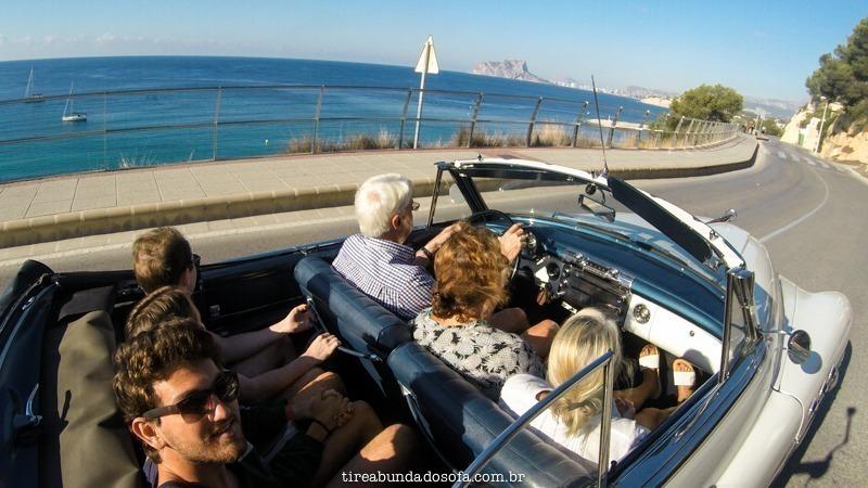 aluguel de carro na espanha, como alugar um carro fora do brasil, aluguel de carro em viagem