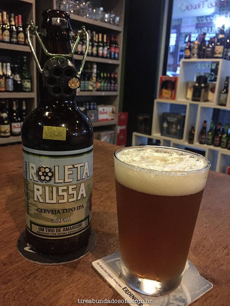 los monges cervejas especiais, cerveja artesanal em curitiba, roleta russa, bares de curitiba