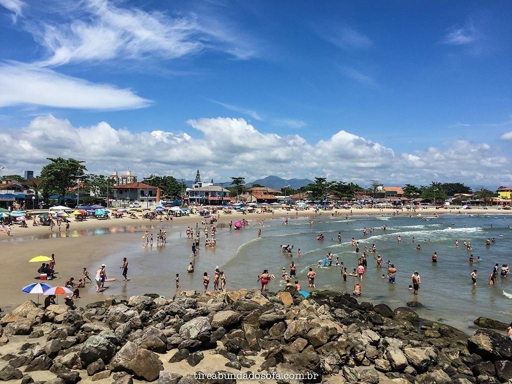 pedras em itapoa, praias de santa catarina, itapoa, praia, verão