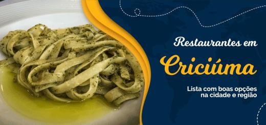 restaurantes em criciuma