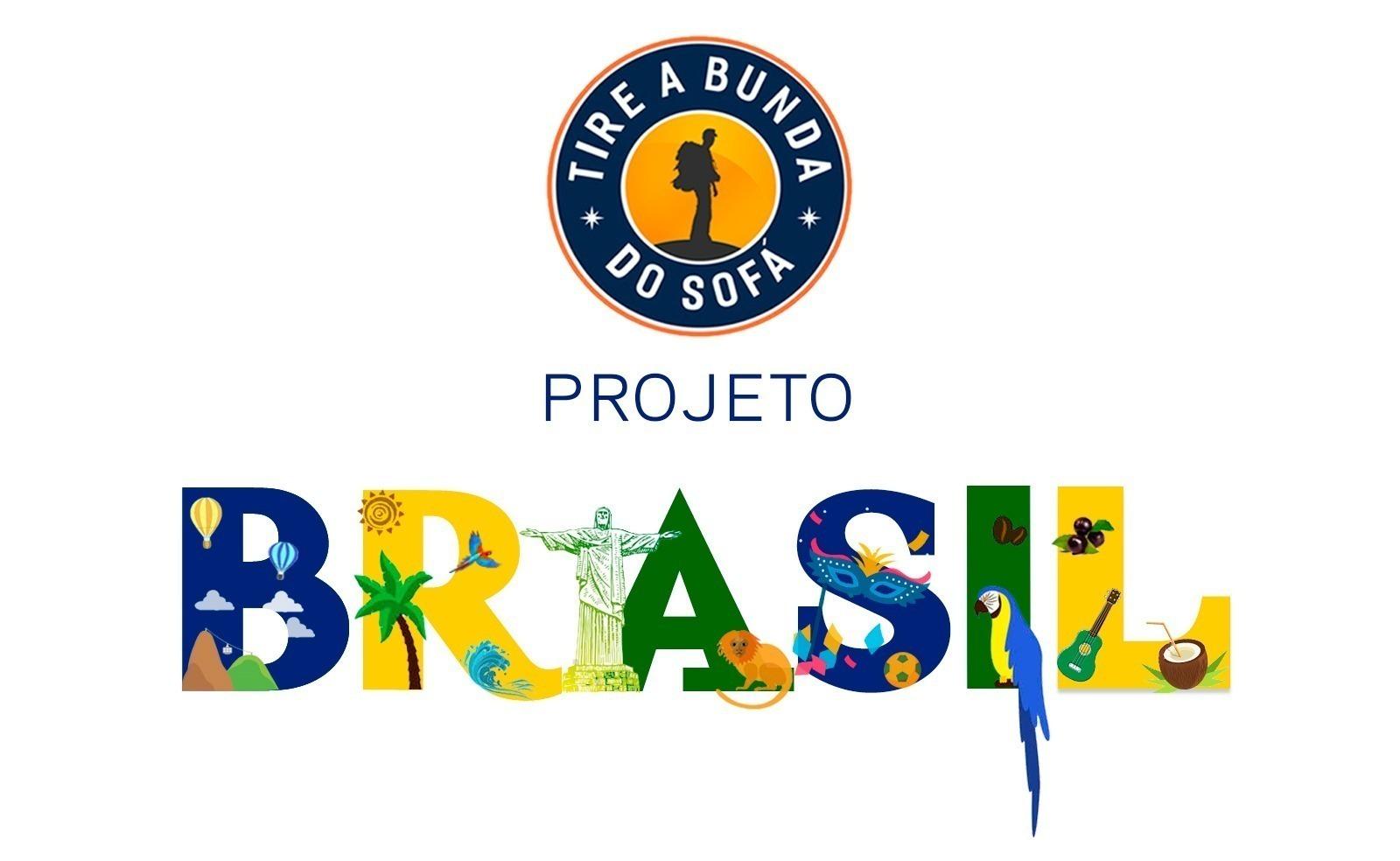 Projeto Brasil Tire a Bunda do Sofá