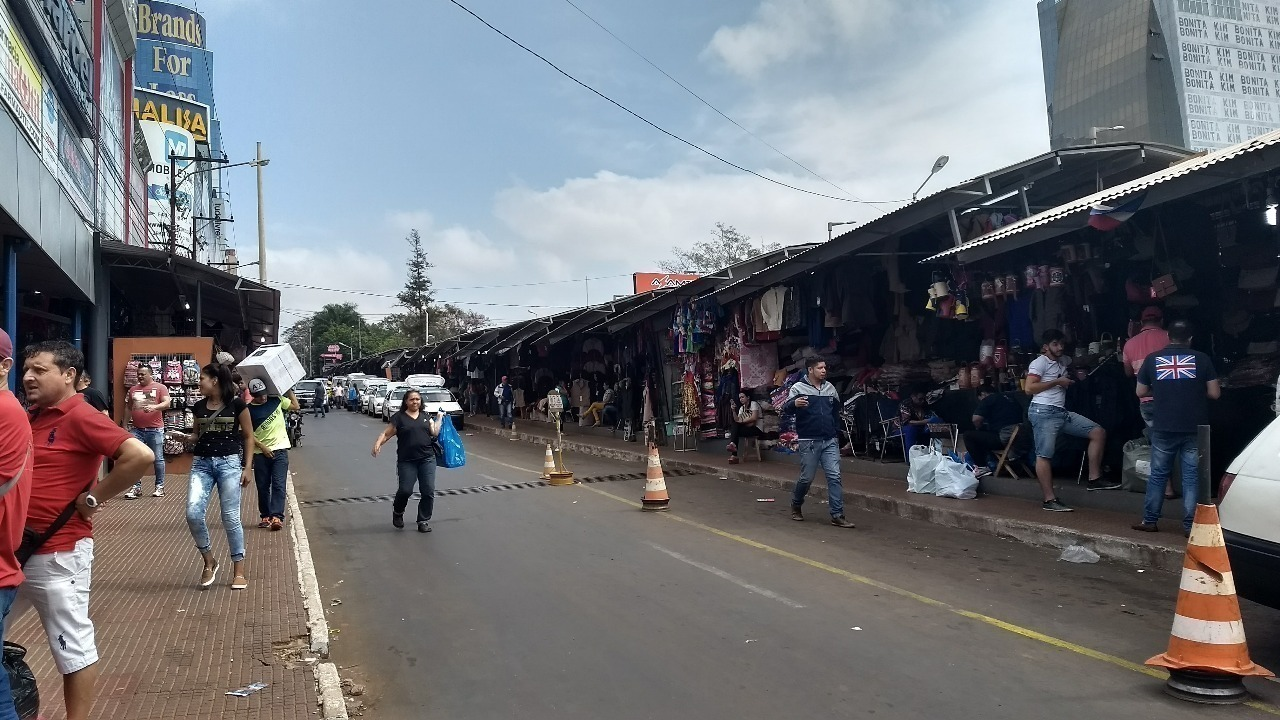 lojas no paraguai