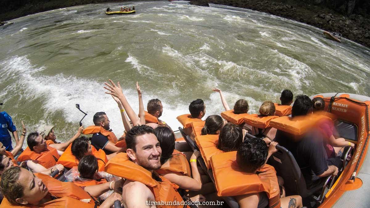 Macuco Safari em Foz do Iguaçu