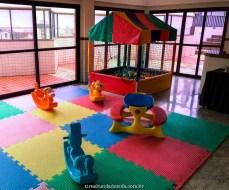 espaço kids do hotel quality suites vila velha