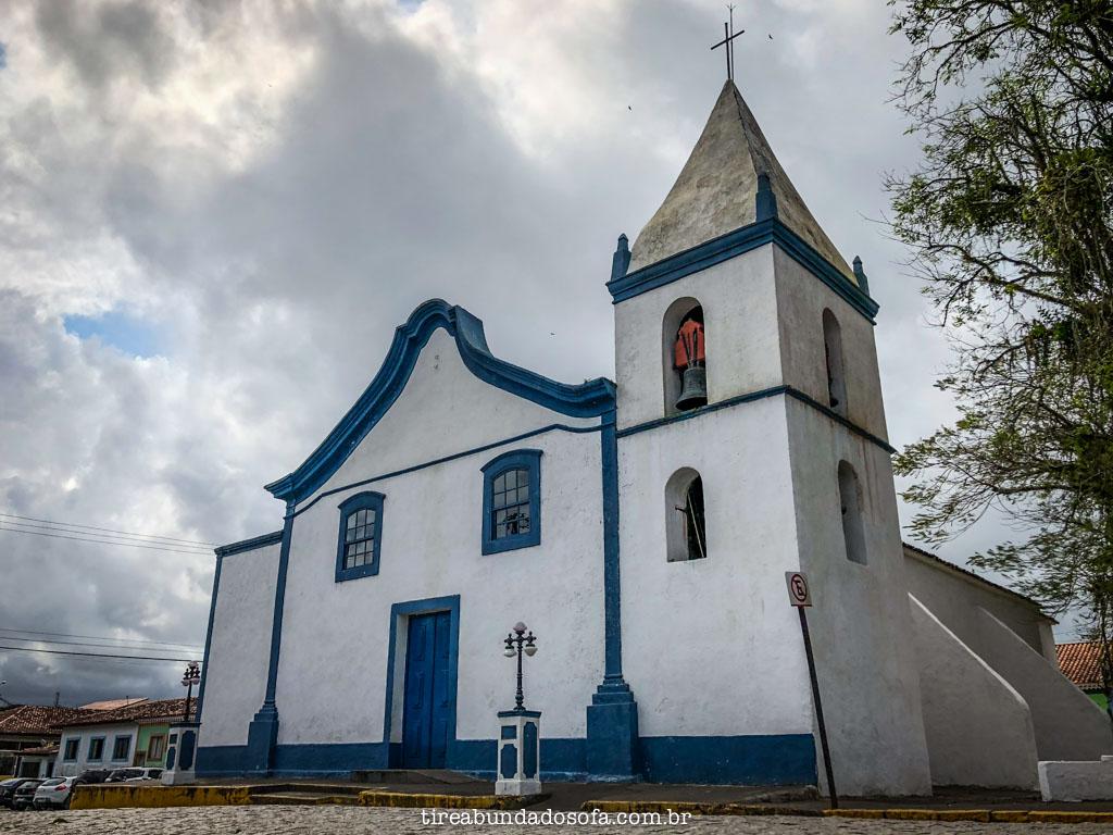 Igreja de Cananéia