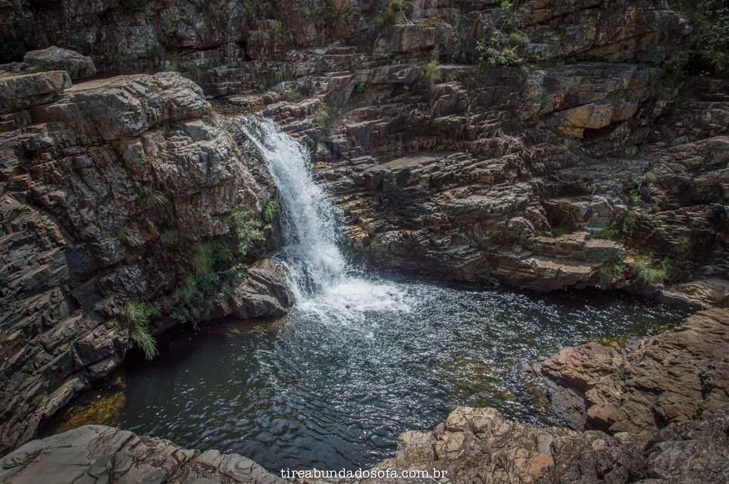 Cachoeira do Quebra Anzol, em capitólio, minas gerais