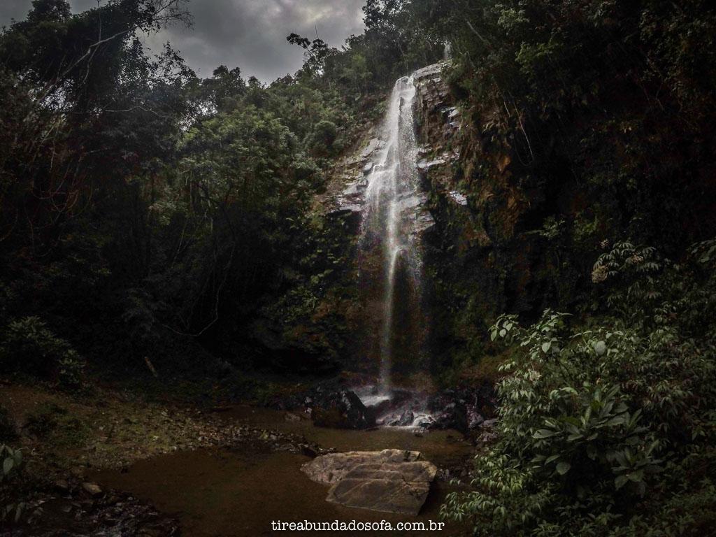 Cachoeira do Norata, em São Bartolomeu, Ouro Preto