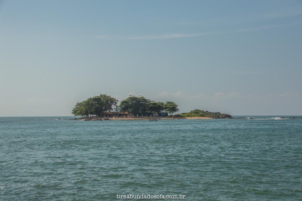 Ilha do Grant, em barra velha, santa catarina
