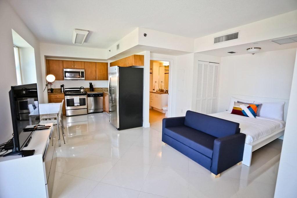 one broadway apartments, apartamentos completos em miami