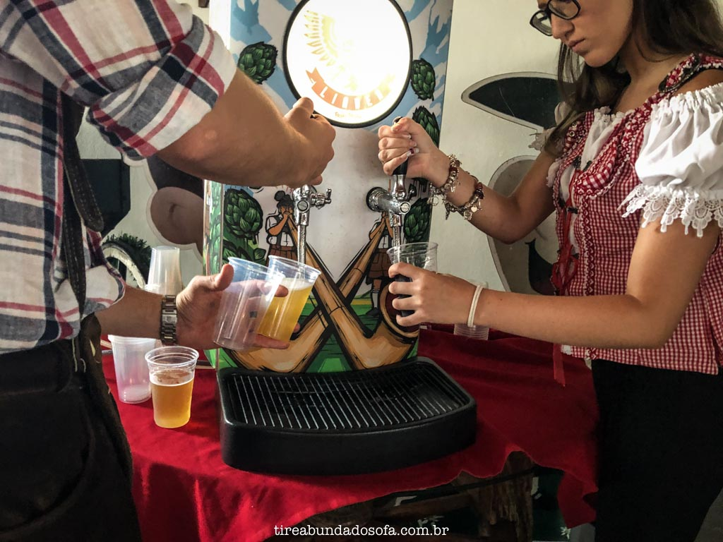 happy hour do treze tílias park hotel, com cerveja liberada, em santa catarina