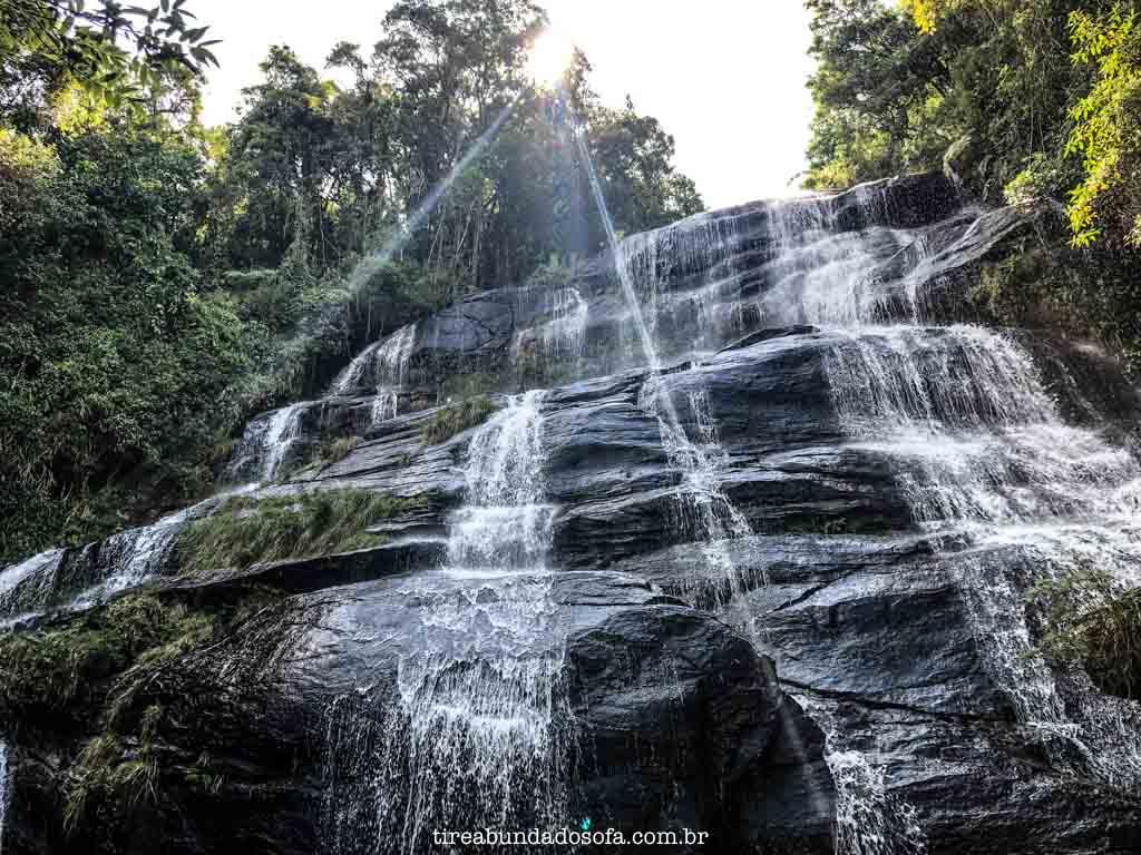Cachoeira do Batuque, em aiuruoca, Minas Gerais