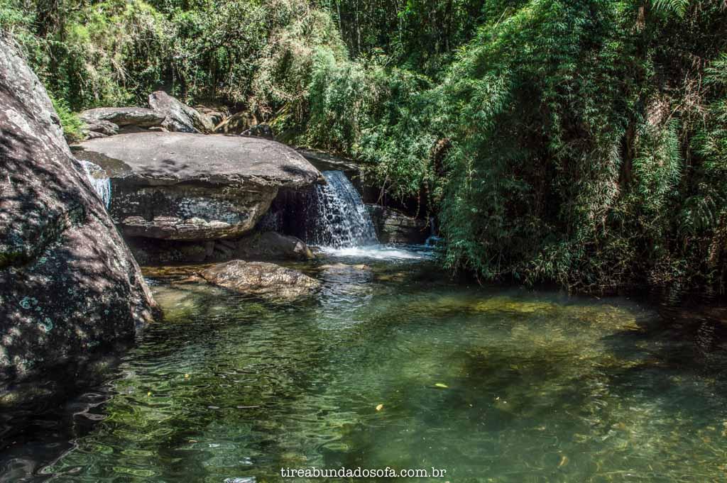 Poço das Fadas, no Vale do MAtutu, em Aiuruoca, Minas Gerais