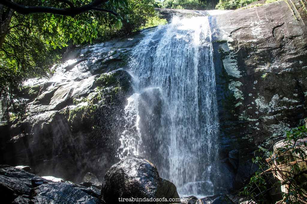 Terceira parada da Cachoeira 3 Tombos