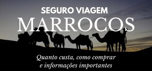seguro viagem marrocos