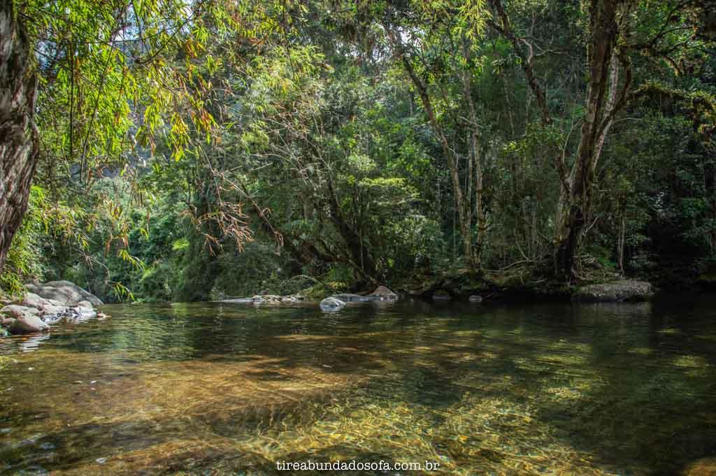Vale Verde, no Parque Nacional do Caparaó