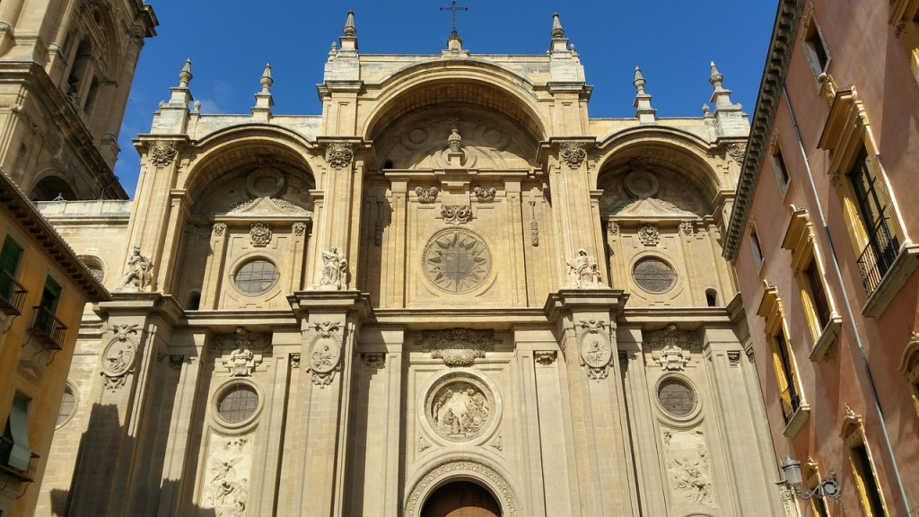 Catedral de Granada, Espanha