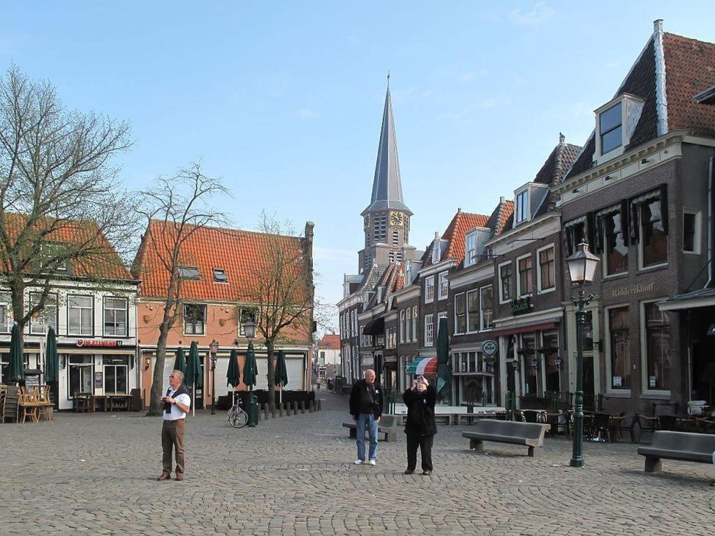 Cidade de Hoorn, na Holanda