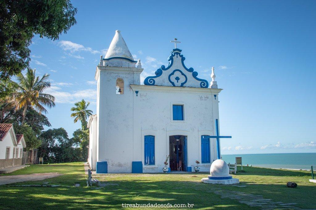 Igreja em Santa Cruz de Cabrália