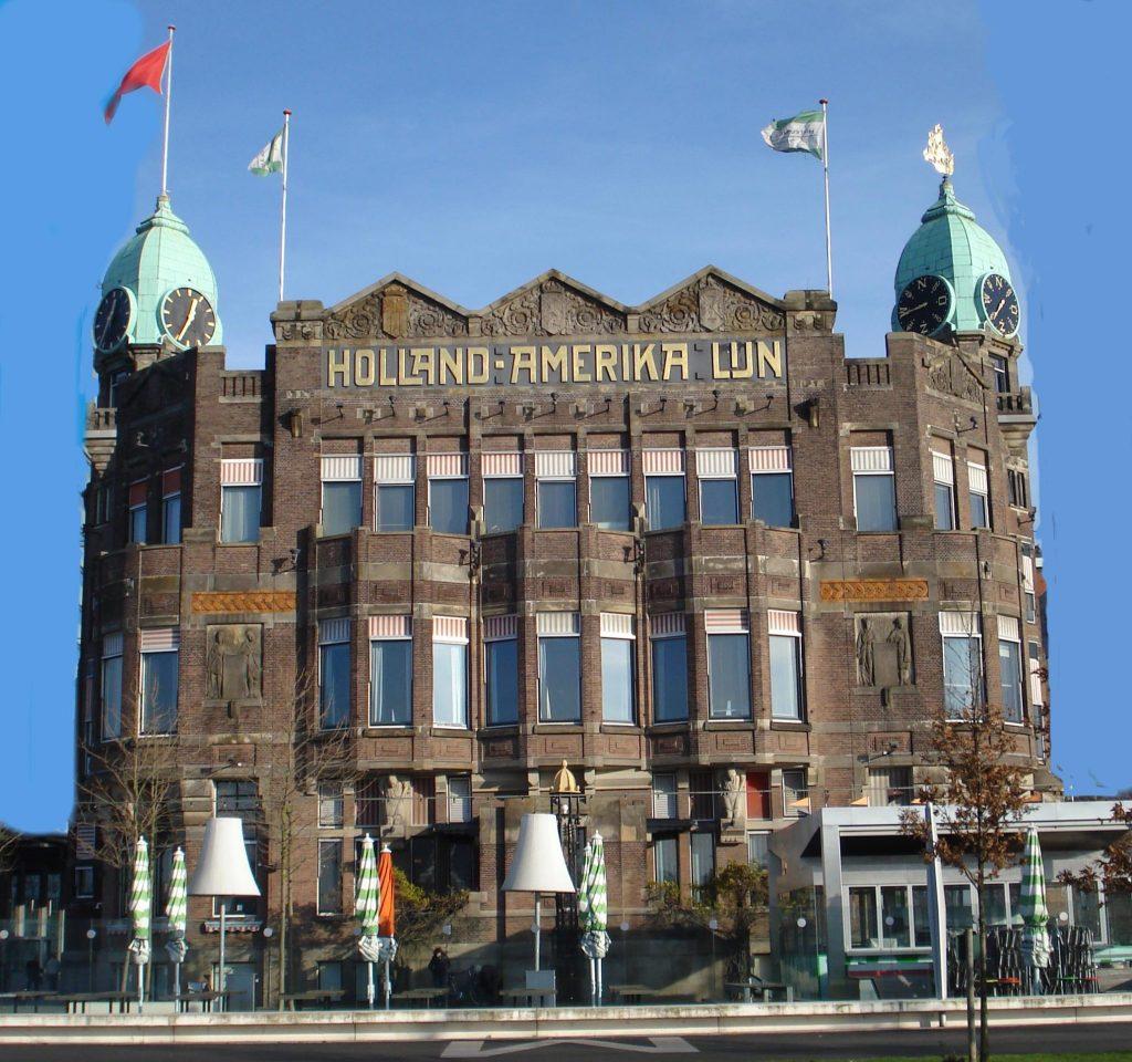 Hotel Nova York em Rotterdam