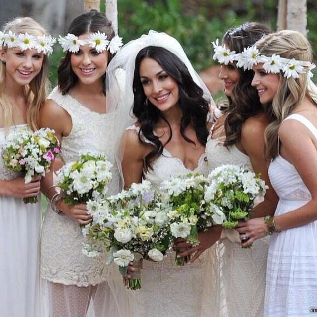 Photos: Brie Bella and Daniel Bryan married in Sedona | Tireball WWE Wrestling News, Rumors ...