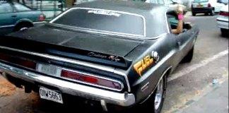 1970 dodge challenger soundd