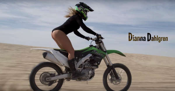 Beautiful Girls Bikers Stunts Sand Dunes Powerful ATVs Watch The MADNESS Called The Doonies 2