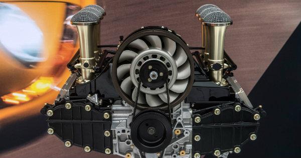 Ed Pink Racing Engines Singer Vehicle Porsche 911 3