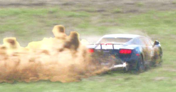 2000 HP Lamborghini Gallardo Crashed At 200 MPH 1